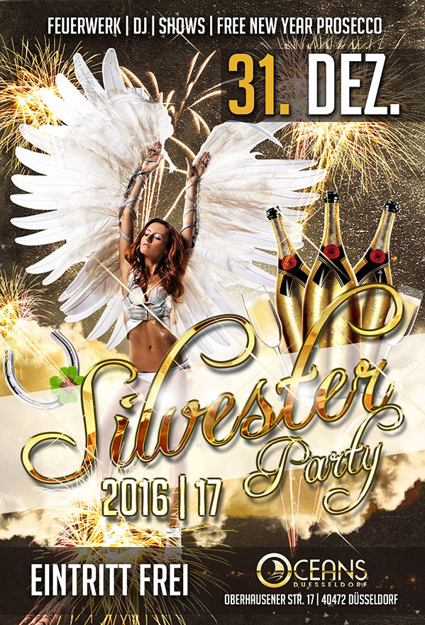 Silversterparty 2016/17